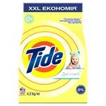 Tide Baby Automat Powder Detergent 4,5kg