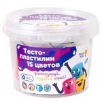 Dough-plasticine Set for molding for kids 15 colors