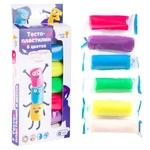 Тесто-пластилин Genio Kids 6шт