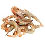 Seafood shrimp Spain