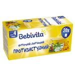 Фиточай Bebivita противопростудный для детей с 4 месяцев 30г
