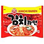 Ottogi Kimchi Ramen Noodles 120g
