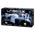 Ігровий набір д/лазерних боїв Laser X д/двох гравців 2 бластера/2 мішені 88016