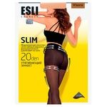 Колготки жіночі Esli Slim 20den р.5 visone