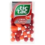 Драже Tic-Tac зі смаком кавуна 16г