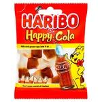 Haribo Happy Cola Unglazed Jelly Candies 35г