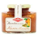 Fruit jellies Condorelli with cinnamon canned 240g Italy