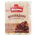 Сир плавлений Ферма Шоколадний 30% 70г