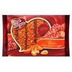 Вафли Знак Вкуса с арахисом в карамельной глазури 213г