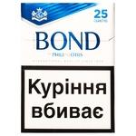 Bond Street Blue Selection Cigarettes 20pcs