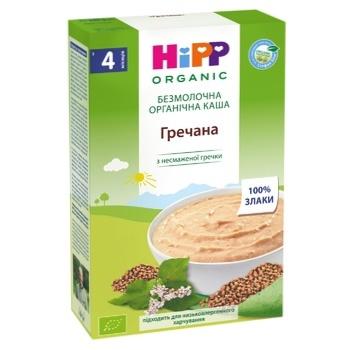 Dairy-free buckwheat porridge HiPP for 4+ months babies 200g - buy, prices for CityMarket - photo 2