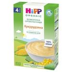 Каша детская HiPP Кукурузная безмолочная низкоаллергенная органическая без сахара с 4 месяцев 200г