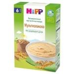 Каша безмолочна HiPP  Мультизлакова органічна 200г