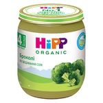 HiPP for children from 4 months broccoli puree 125g