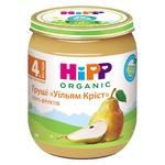 HiPP Puree Pears William Christ 125g