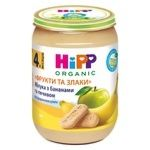 HiPP Apple-Banana Puree with Biscuit from Baby from 4 months 190g