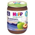 HiPP good night for 4+ months babies with fruits milk porridge 190g