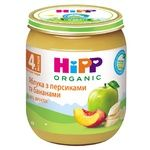 HiPP Puree Apples with Peaches and Bananas 125g