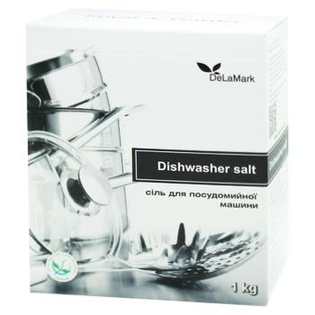 Salt De la mark for the dishwasher 1000g Ukraine - buy, prices for CityMarket - photo 1