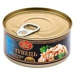 Тунец Best Time салатный в масле 185г