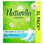 Naturella Light Daily pads Chamomile 52pcs