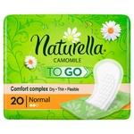 Naturella Camomile Plus Daily Hygienic Pads 20pcs