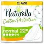 Гігієнічні прокладки Naturella Cotton Protection Ultra Normal 22шт