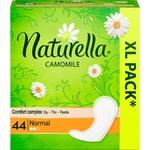 Щоденні прокладки Naturella Normal Camomile 44шт
