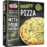 Піца Vici Party Pizza Чотири сира 350г