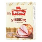 Cheese Ferma ham processed 55% 70g