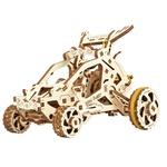 Ugears Mini Buggy Model 3D Mechanical