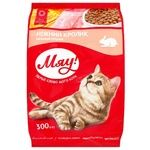 Mau! with Rabbit Flavor Cat's Food 300g