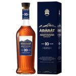 Коньяк Арарат Ахтамар 10 років 40% 0,5л