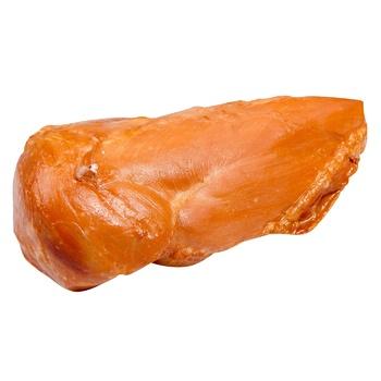 Fillet Baschinskyi chicken smoked-boiled Ukraine