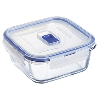 Luminarc food container glass 760ml