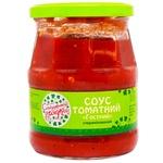 Соус томатный С Бабушкиной Грядки Острый 510г