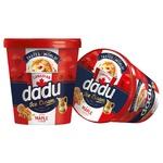 Dadu Cream Ice Cream with Maple Juice and Walnuts 250g