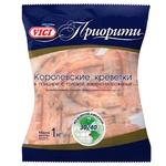 Vici Boiled-frozen Royal Shrimps in Shell 30/40 1kg