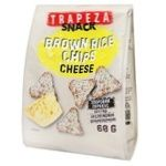 Чіпси Трапеза 60 г рисові зі смаком сиру