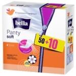 Bella Panty Soft Deo Fresh Pads 60pcs