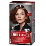 Интенсивная крем-краска для волос Brillance 874 Бархатистый каштан 160мл