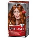 Интенсивная крем-краска для волос Brillance 921 Богемский медный 160мл