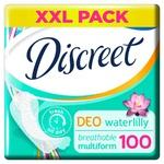 Прокладки щоденні Discreet Water Lily Deo мультиформ 100шт