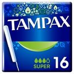 Tampax Tampons Super 16pcs