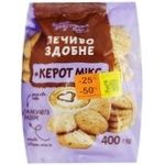 Печенье Українська Зірка Керот Микс 400г