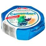 Сир Coburger Camembert 30% безлактозний з білою цвіллю 125г