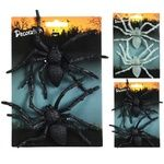 Koopman Spider Decorative Figurine 2pcs 13cm