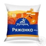 Ряженка Хуторок 4% 450г
