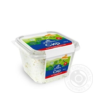 Khutorok Cottage Cheese 9% 350g - buy, prices for Furshet - image 1