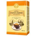 Кава Старого Львова Сніданкова мелена 250г